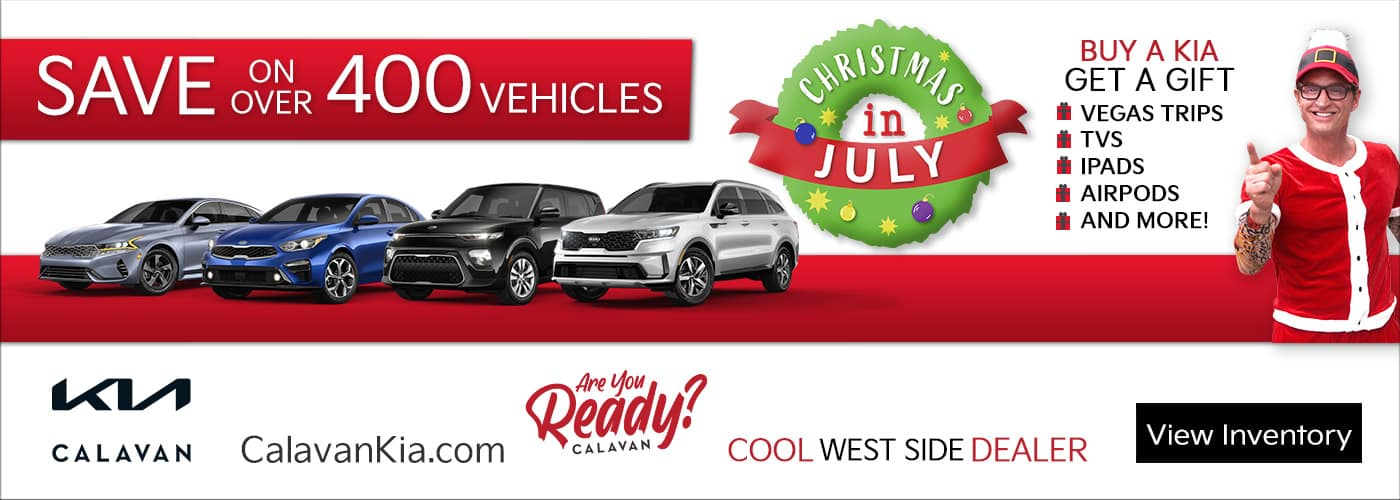 Christmas in July Over 400
