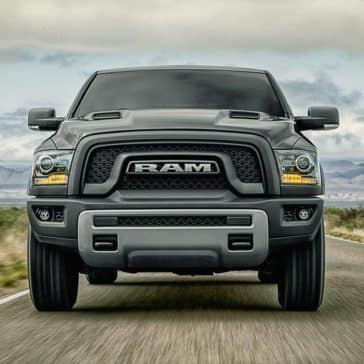 2018 Ram 1500 Front Exterior