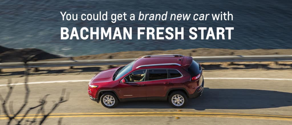 Bachman Fresh Start Program Image