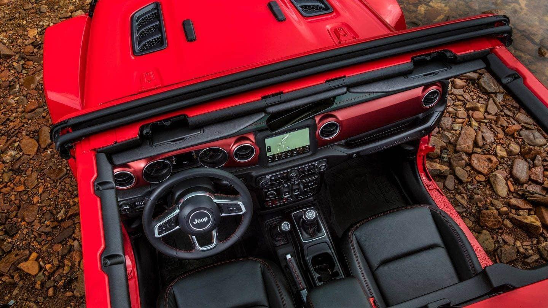 2018 jeep wrangler interior specs features bachman chrysler dodge jeep ram. Black Bedroom Furniture Sets. Home Design Ideas