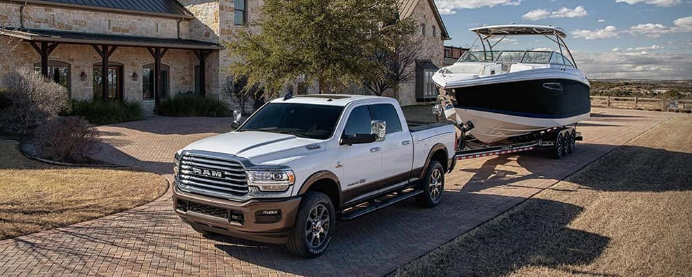 Dodge Journey Towing Capacity >> 2019 Ram 2500 Towing Capacity How Much Can A Ram 2500 Tow