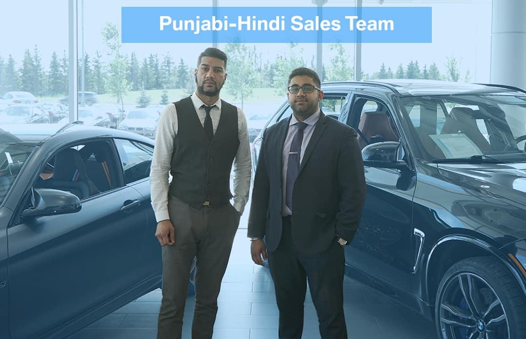 Indo-Canadain BMW