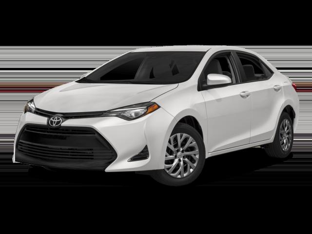 New 2018 :Toyota Corolla: LE