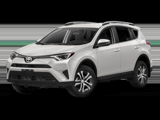 New 2018 :Toyota RAV4: All Models