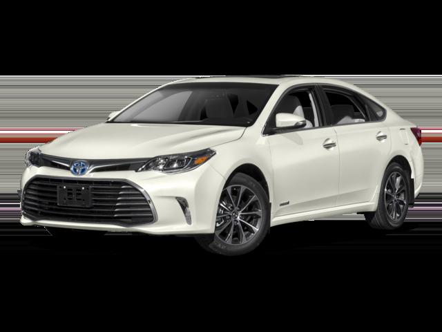 New 2018 :Toyota Avalon: All Hybrid Models