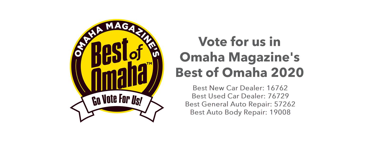 Best of Omaha 2020
