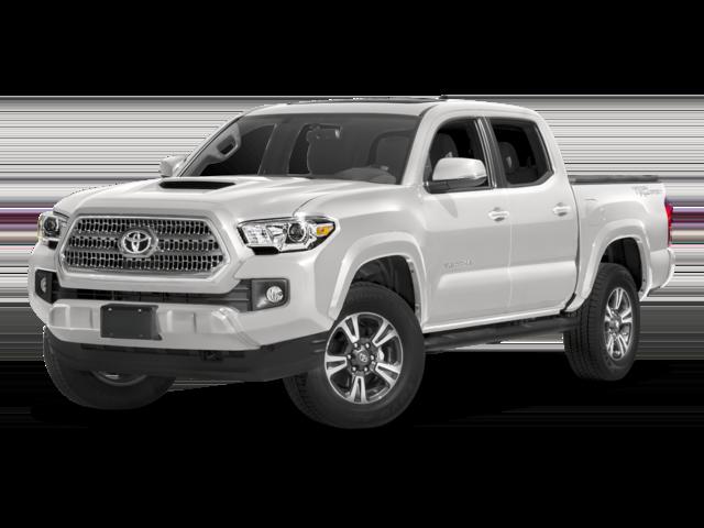 New 2017 :Toyota Tacoma: Sr5: V6: Double Cab 4x4