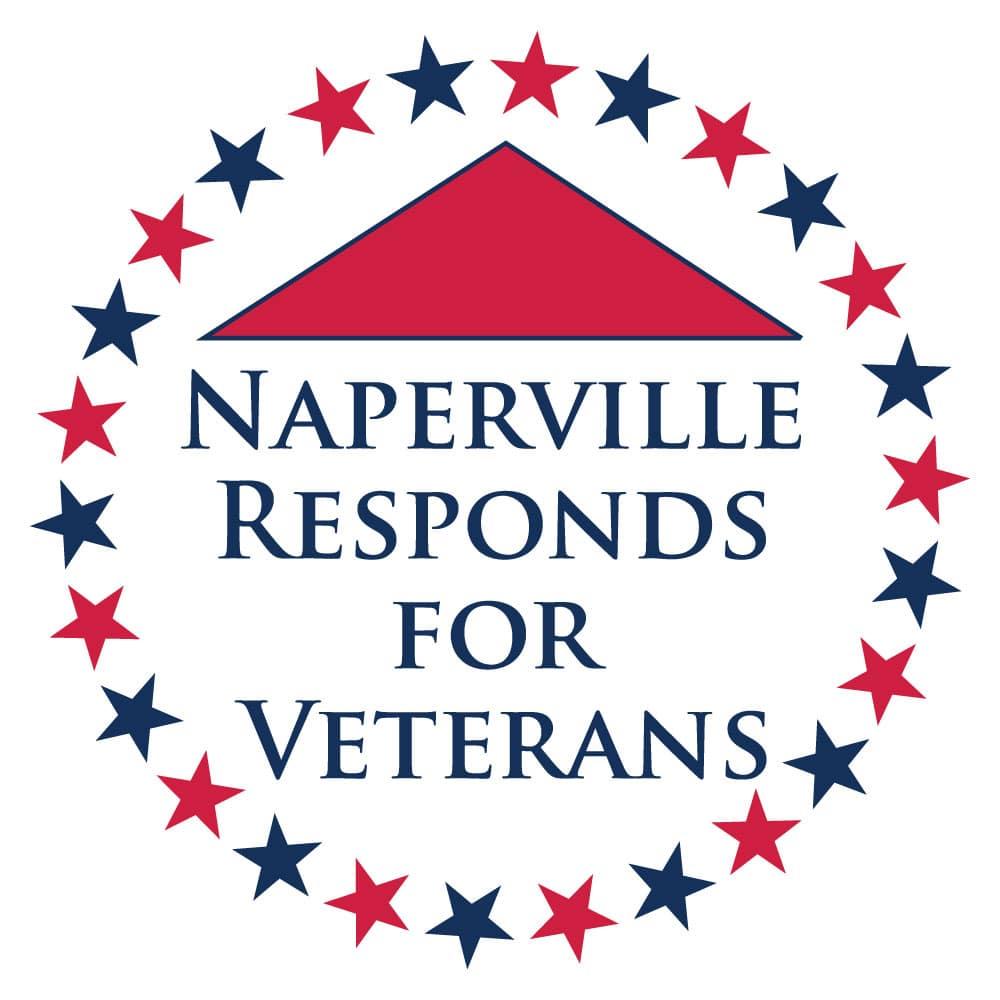 Naperville responds logo