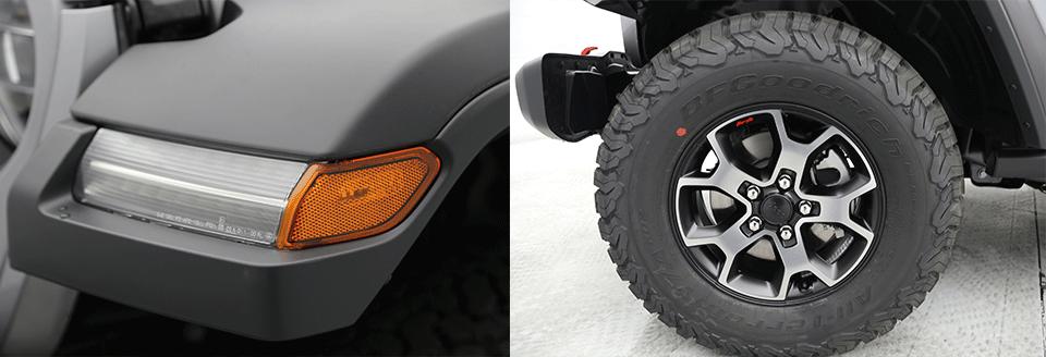 Jeep Wranger Wheels