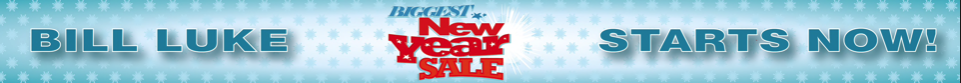 Chrysler Jeep Dodge Ram New Year Sales