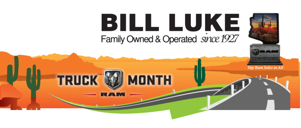 Bill Luke Spring Sales Event - Ram Truck