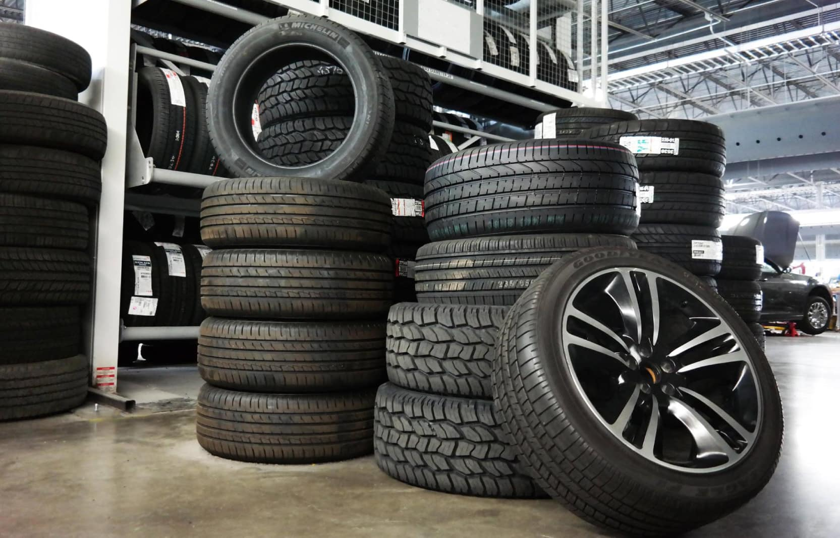 Buy 3 Tires Get The 4th For 1 Bill Luke Chrysler Jeep Dodge Ram