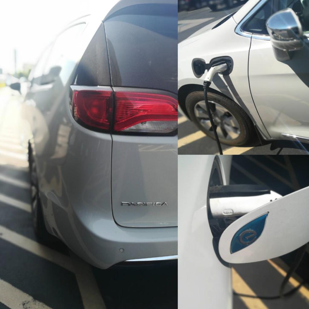 Plug-In Hybrid Or Electric Vehicle