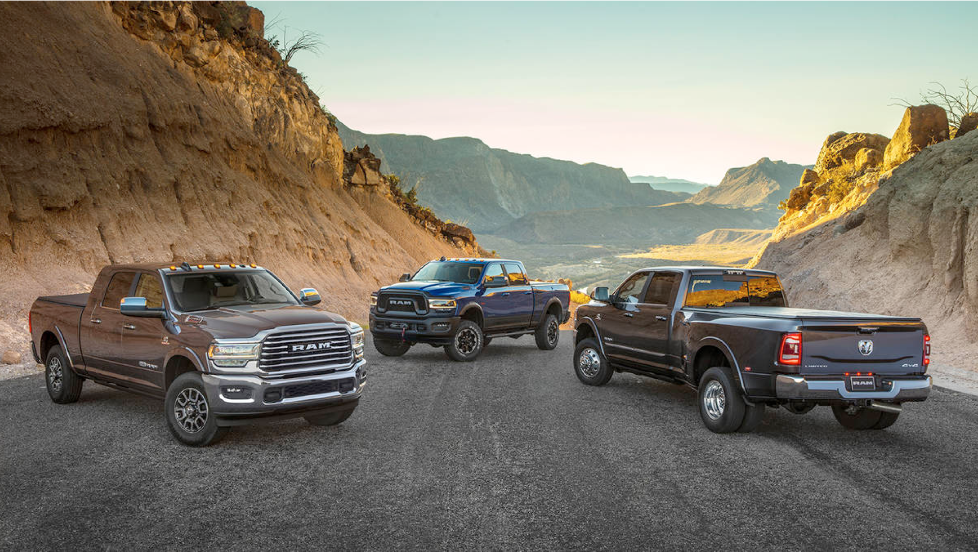 Dodge Ram Trucks >> All New 2019 Ram Heavy Duty Trucks Are Coming Bill Luke Chrysler