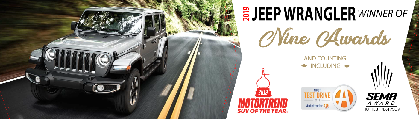 jeep wrangler motortrend suv of the year