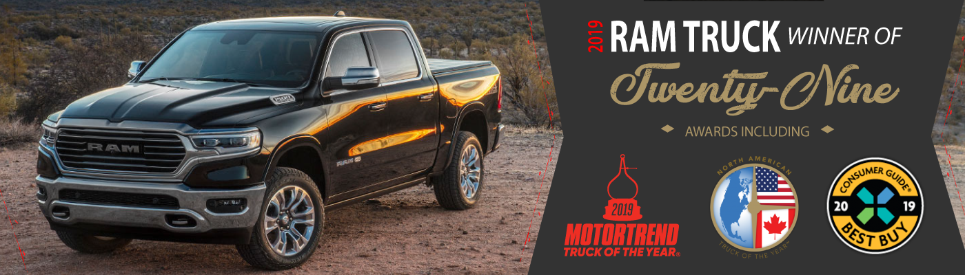 Ram 1500 Motortrend Truck of the Year