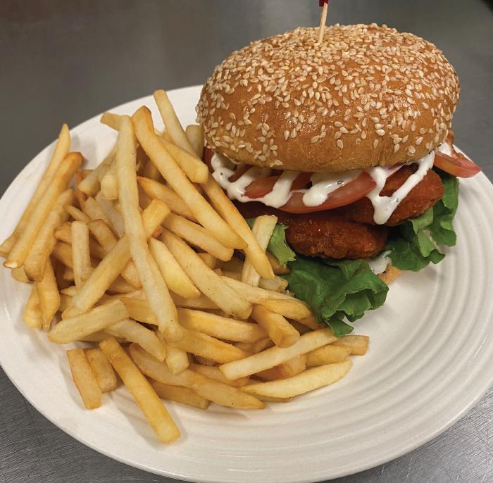 Chicken-Sandwich