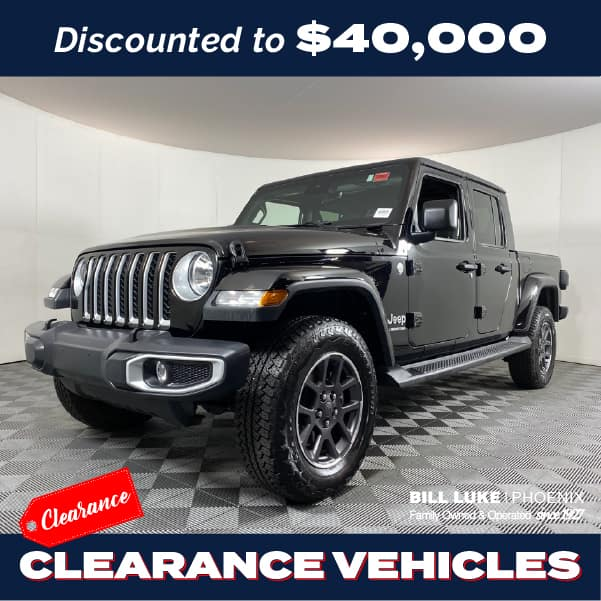 CERTIFIED PRE-OWNED 2020 JEEP GLADIATOR OVERLAND