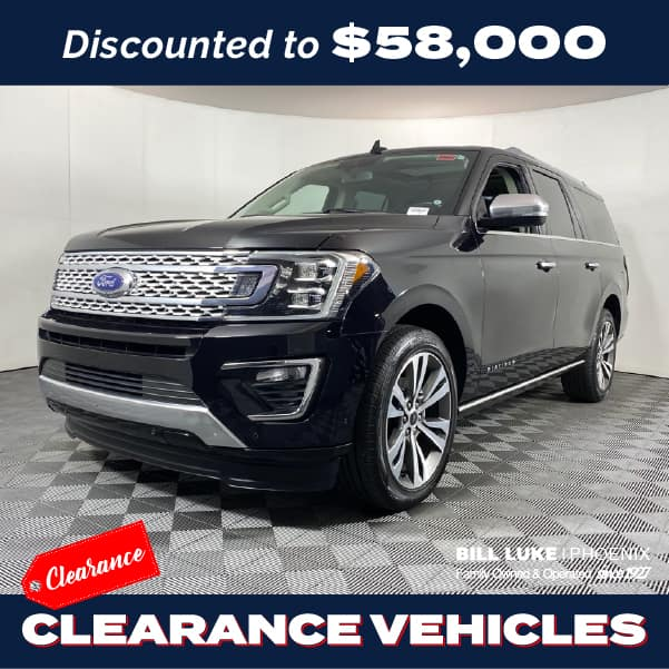 PRE-OWNED 2020 FORD EXPEDITION MAX PLATINUM