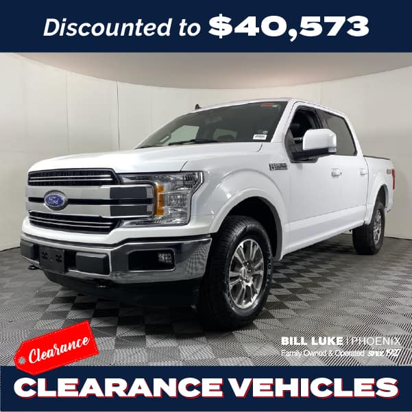 PRE-OWNED 2019 FORD F-150 LARIAT 4WD