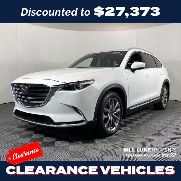 PRE-OWNED 2019 MAZDA CX-9 GRAND TOURING FWD 4D SPORT UTILITY