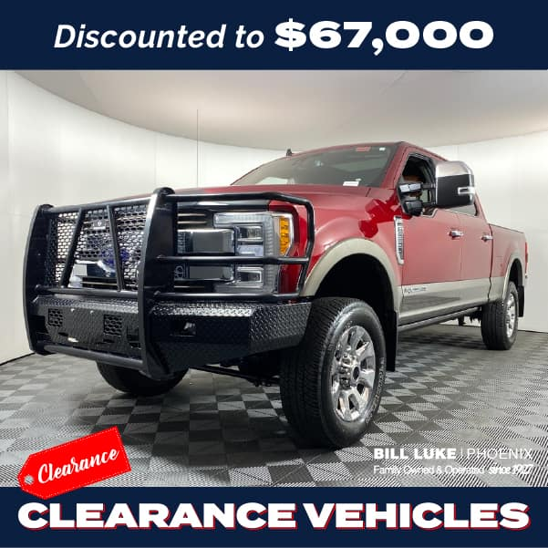 PRE-OWNED 2019 FORD F-250SD KING RANCH WITH NAVIGATION & 4WD