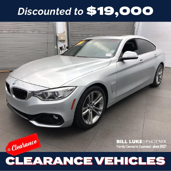 PRE-OWNED 2016 BMW 4 SERIES 428I GRAN COUPE