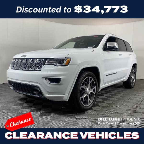 CERTIFIED PRE-OWNED 2019 JEEP GRAND CHEROKEE OVERLAND