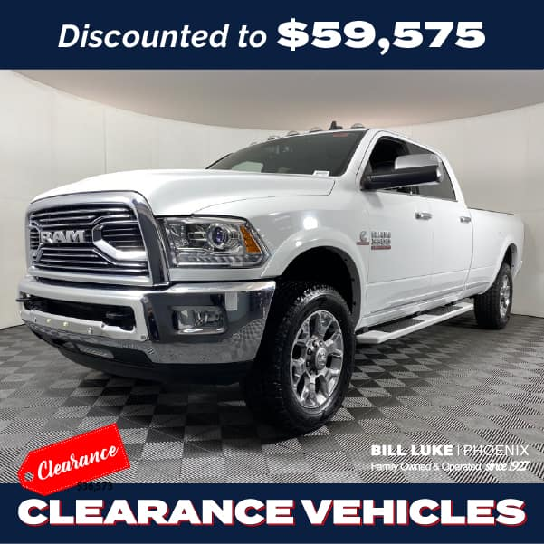 PRE-OWNED 2018 RAM 3500 LIMITED 4WD