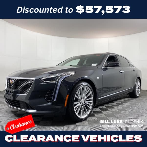 PRE-OWNED 2020 CADILLAC CT6 3.6L PREMIUM LUXURY AWD