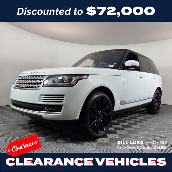 PRE-OWNED 2017 LAND ROVER RANGE ROVER 5.0L V8 SUPERCHARGED WITH NAVIGATION & 4WD