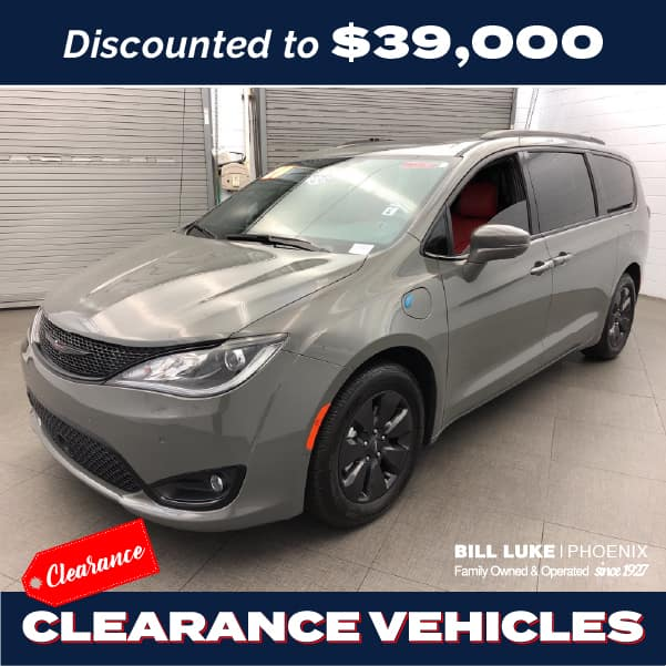 PRE-OWNED 2020 CHRYSLER PACIFICA HYBRID LIMITED