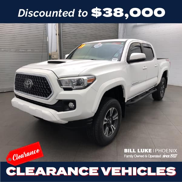 PRE-OWNED 2019 TOYOTA TACOMA TRD SPORT V6 4WD