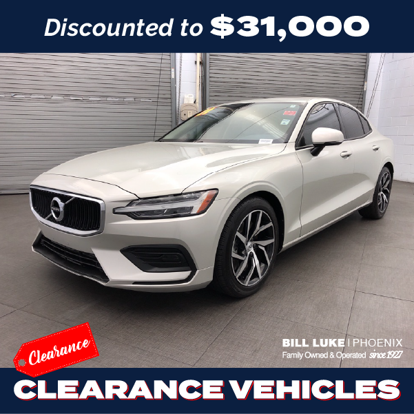 PRE-OWNED 2020 VOLVO S60 T6 MOMENTUM AWD