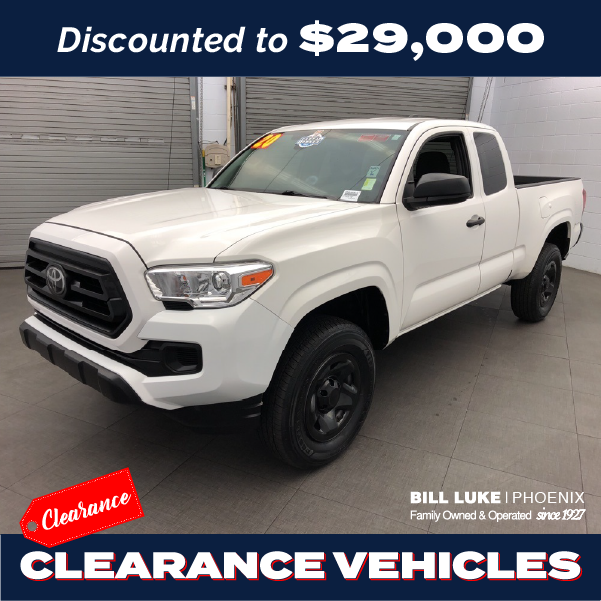 PRE-OWNED 2020 TOYOTA TACOMA SR 4WD