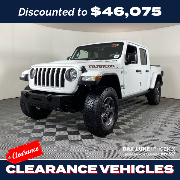 Pre-Owned 2020 Jeep Gladiator Rubicon 4WD