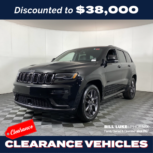 CERTIFIED PRE-OWNED 2019 JEEP GRAND CHEROKEE LIMITED X 4WD