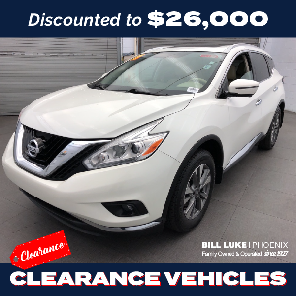 PRE-OWNED 2017 NISSAN MURANO SL AWD