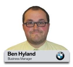 Ben  Hyland