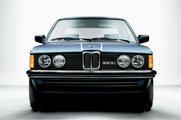 1978 BMW 323i