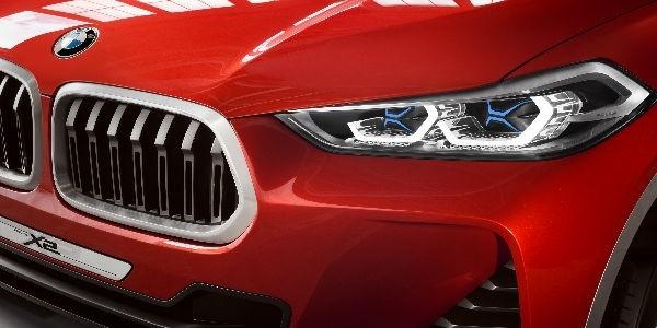 BMW X2 Concept Front