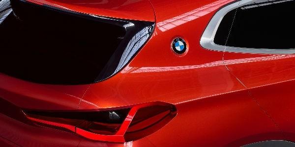BMW X2 Concept Rear