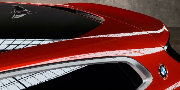 BMW X2 Concept Roof