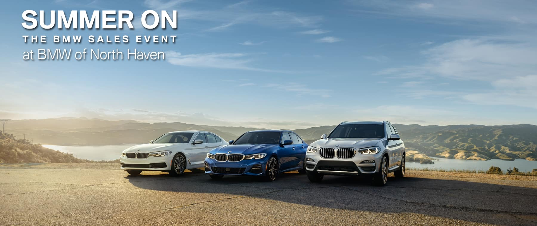 BMW North Haven Summer On Event