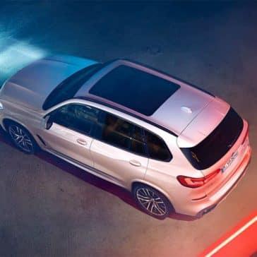 2019 BMW X5 exterior top