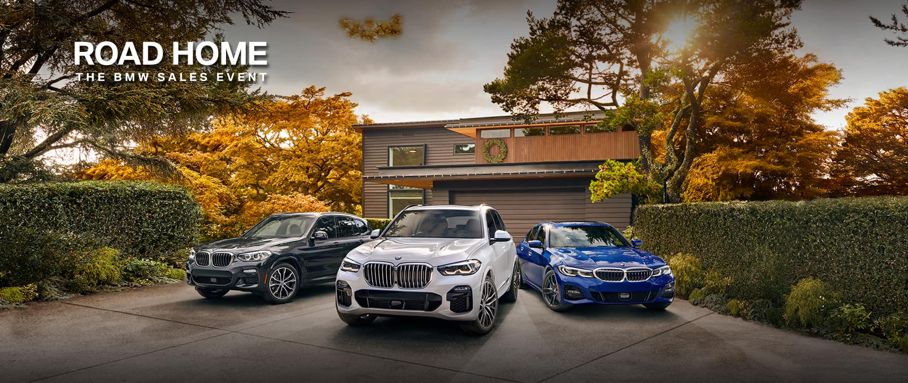 BMW Of North Haven Road Home Sales Event 2019