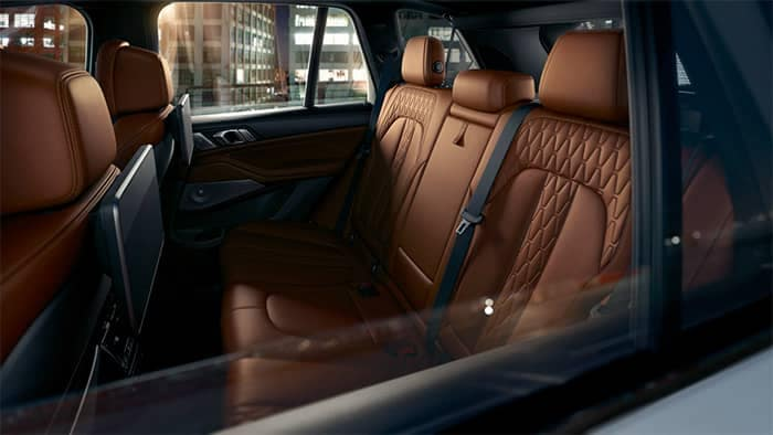 2020 Bmw X5 Interior Bmw X5 Seating Capacity And Interior Features