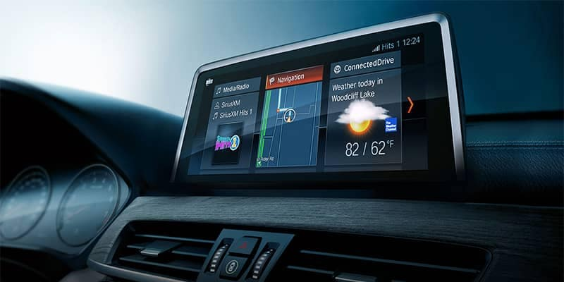 BMW Technology Features