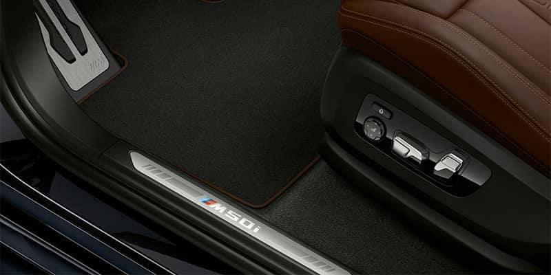 BMW X5 M Door Sill