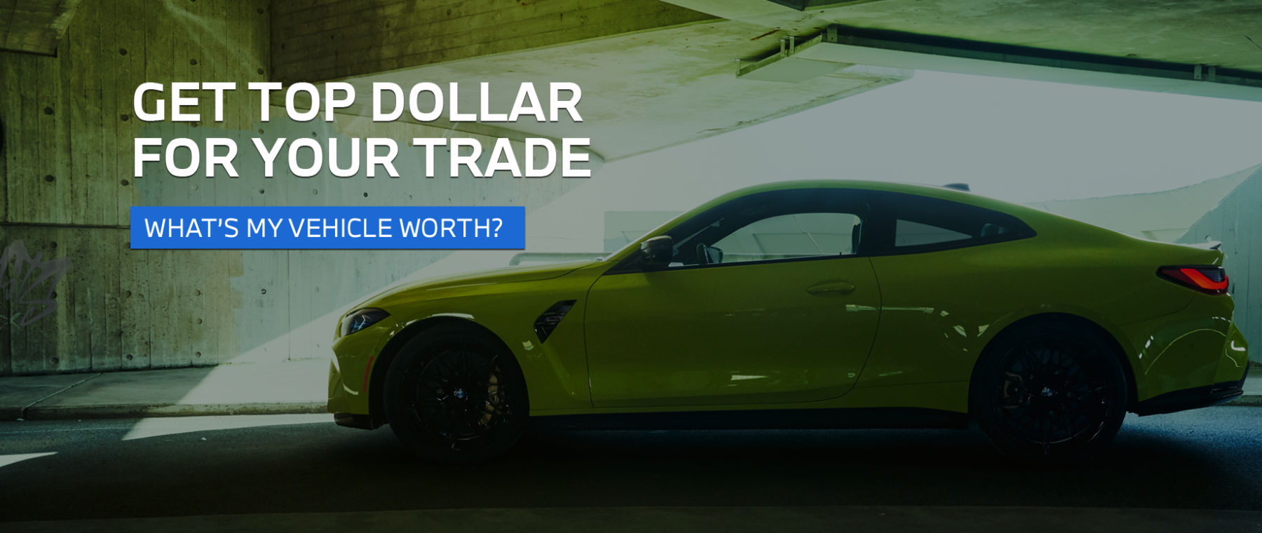 Get Top Dollar For Your Trade